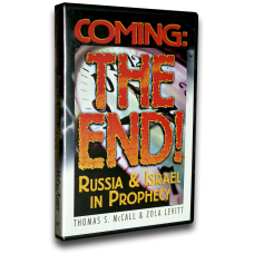 Coming: The End! Russia & Israel In Prophecy (CD)