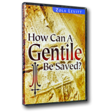 How Can a Gentile Be Saved? (CD)