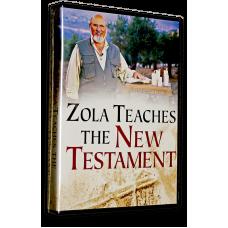 Zola Teaches The New Testament