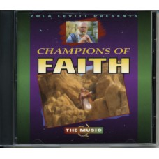 Champions of Faith (music CD)