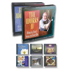 22-Album Special: The Works I & II music CDs with 6 CDs FREE!