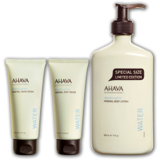 Ahava Mineral Product 3-Pack