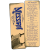 Prophesied Messiah Bookmark (first free)