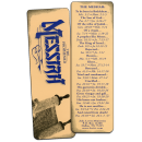 Prophesied Messiah Bookmark