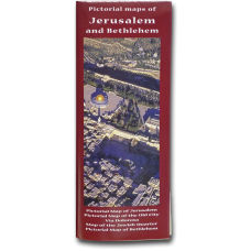 Map of Jerusalem