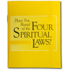 Spiritual Laws, Four