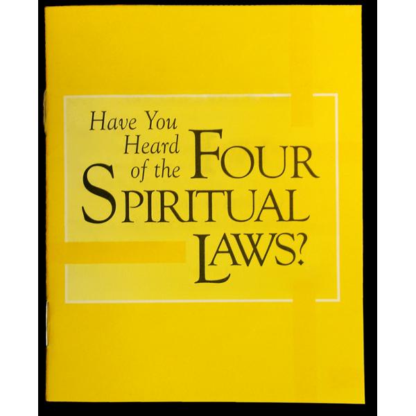 Superb image pertaining to four spiritual laws printable