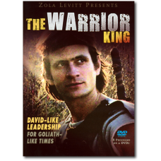 Warrior King: David-like Leadership for Goliath-like Times (DVD)